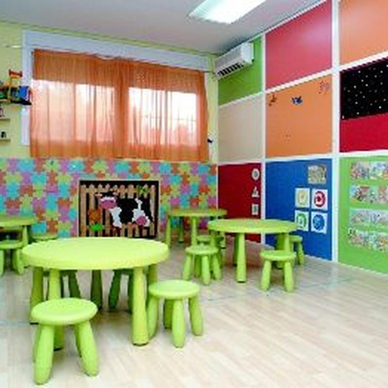 Educación Infantil en Alcobendas